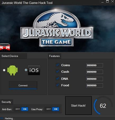 game mod tool download android jurassic world the game hack tool no survey new