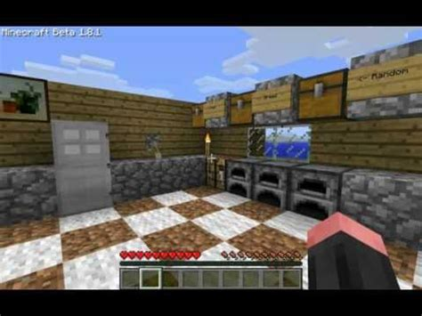 how to make a sink in minecraft minecraft how to make a sink