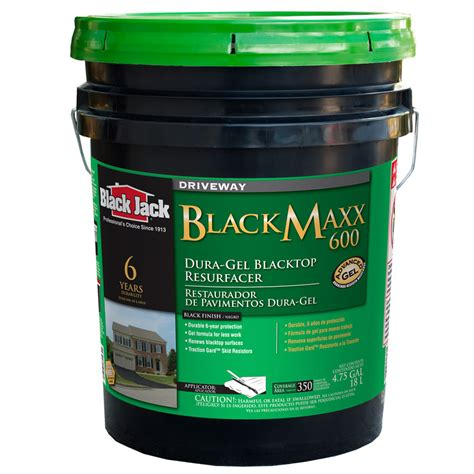shop black 608 fl oz asphalt sealer at lowes