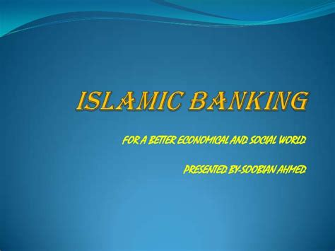 Mba In Islamic Banking In India by Sk Zubair By Skzubair S