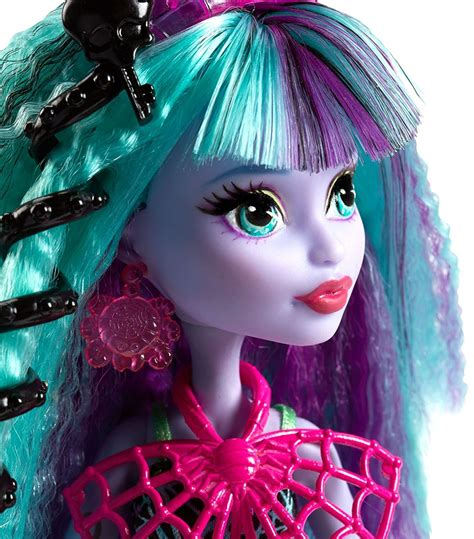 monster high electrified twyla doll toy  mighty ape