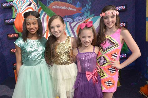 what are all of the dance moms kids doing now 2015 dance moms pictures nickelodeon s 27th annual kids