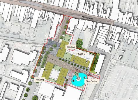 Ev Genis Regeneration Pack 4 In 1 sittingbourne town centre plans