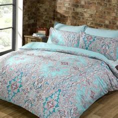 dunnes stores bed linen duck egg carolyn donnelly eclectic bouquet duvet cover