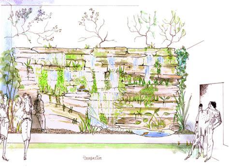 outdoor space planner outdoor vertical garden