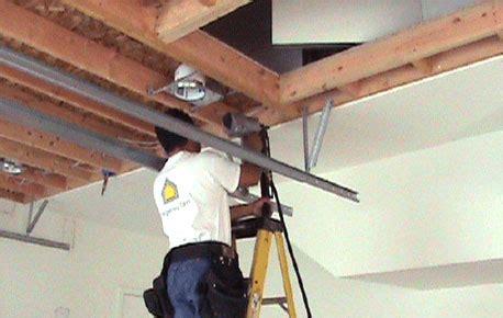 garage drywall installation garage interior design