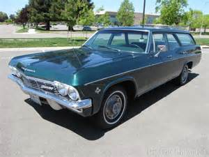 Chevrolet Wagon For Sale 1965 Chevy Belair Wagon For Sale