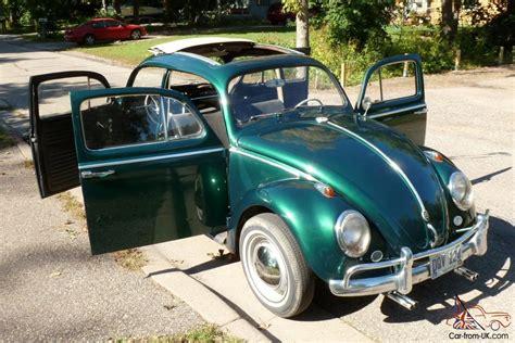 4 Door Volkswagen Beetle For Sale by 1965 Custom Volkswagen 4 Door Beetle Amazing Push Me