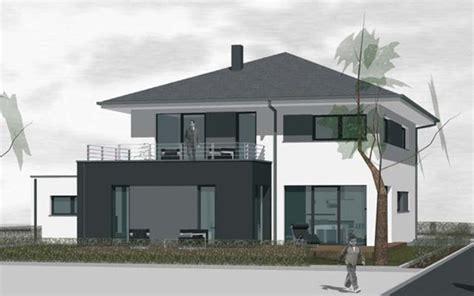 Stadtvilla Mit Doppelgarage Grundriss by Moderne Stadtvilla Mit Doppelgarage Haushalt Design