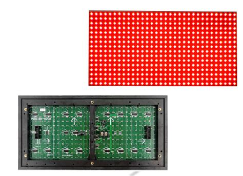 Led Matrix P10 outdoor p10 ph10 led display module board for outdoor