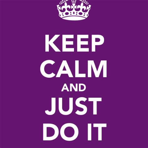 Just Do It just do it just8doit