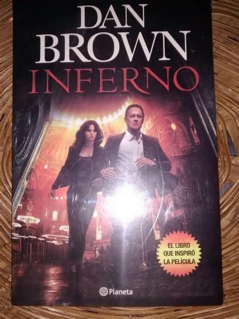 libro inferno inferno libro dan brown nuevo y sellado 240 00 en mercado libre