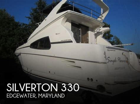 motor yacht for sale new jersey used 1997 silverton 402 motor yacht for sale in neptune