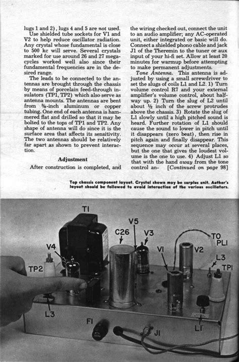 electronics illustrated magazine january
