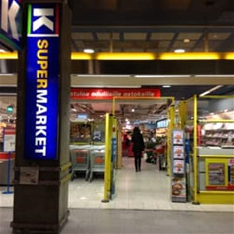 K Supermarket K Supermarket 10 Reviews Supermarkets Urho Kekkosen