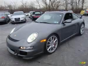 Porsche Gt3 Grey 2007 Meteor Grey Metallic Porsche 911 Gt3 25500799