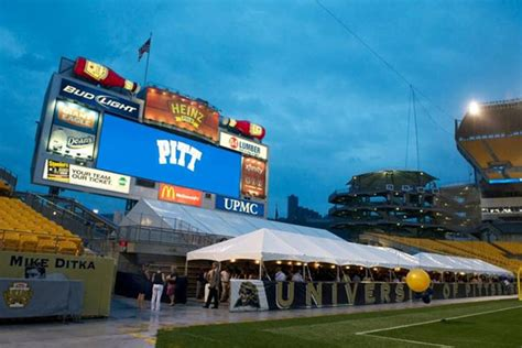 ford fan zone heinz field event space pricing heinz field in pittsburgh pa