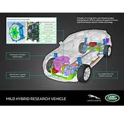 Jaguar Reveals Mild Hybrid PHEV &amp BEV Research Demonstrators