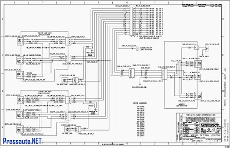 freightliner wiring diagram freightliner cascadia fuse box 30 wiring diagram images