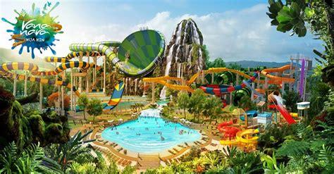 theme park thailand vana nava water jungle hua hin water park for thailand