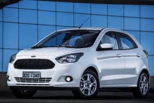 Ford K New Ford Ka Officially Confirmed For Europe