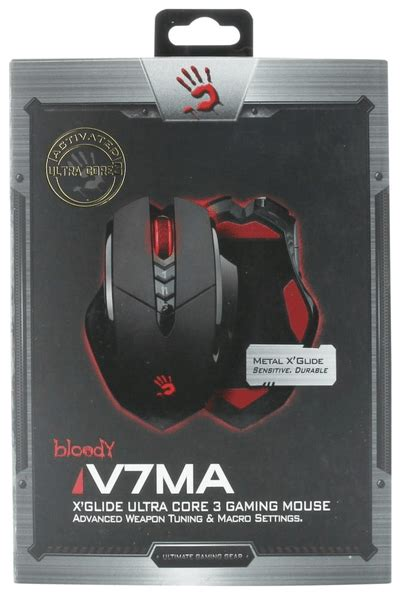 Harga Termurah Mouse Gaming Usb A4tech Bloody V7ma gaming mouse bloddy wired a4tech v7ma