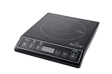 induction stove uae secura 9100mc 1800w portable induction cooktop countertop burner black kitchen in the uae