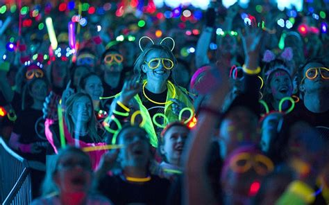 electric run running for ravers whynot telegraph