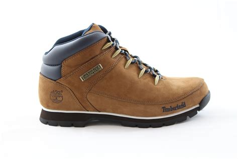 timberland boots timberland sprint boots brown nubuck 6612r shoes
