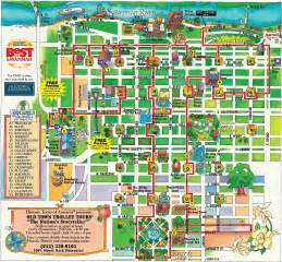 maps update 13681267 ga tourist attractions map
