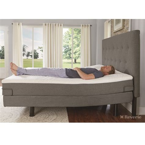 reverie bed reviews reverie reverie 5sl sleep system reverie adjustable beds