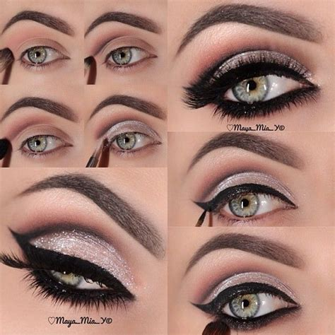 new year makeup look new year s look i makeup