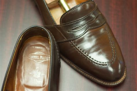 shell cordovan loafers alden shell cordovan loafers 28 images neuwertig alden