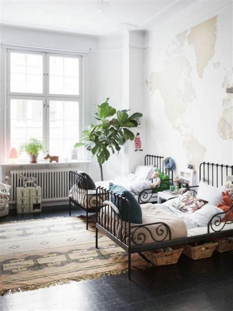 kinderzimmer teppich weltkarte diy deko mit globen und dekoideen mit weltkarten 44