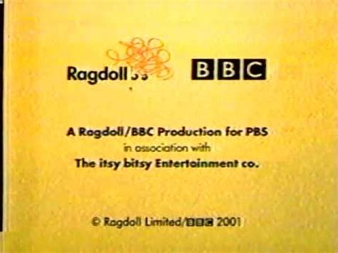 a ragdoll production a ragdoll production for pbs 2002