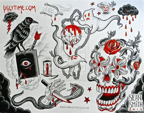 tattoo flash bedding tattoo flash sheets google search nick s designs
