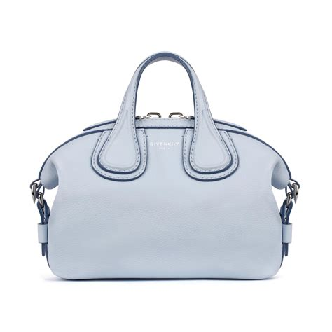 light blue givenchy bag givenchy nightingale light pink