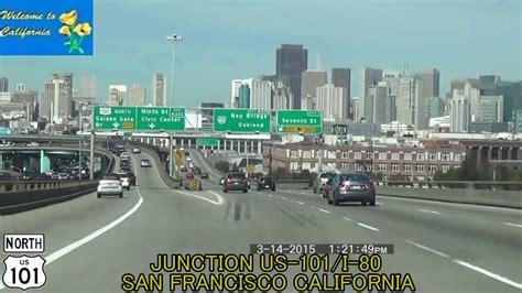 Los Angeles Detox Los Angeles Ca by Los Angeles Ca To San Francisco Ca Us 101 2015 Hd