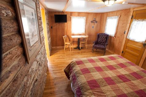 Tiny Town Cabins by Tiny Town Upgraded Cabin Trout Resorts