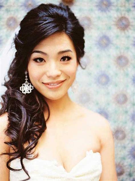 Side Wedding Hair – Side swept bridal hairstyles