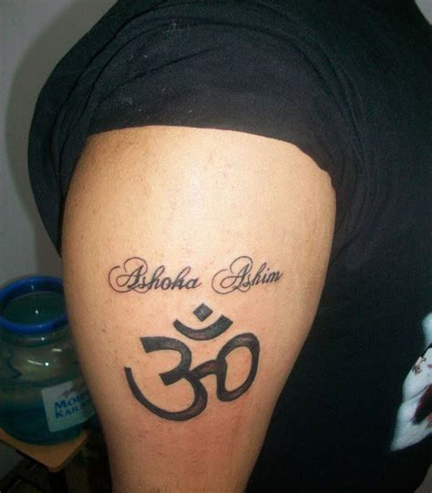 om yoga tattoos images