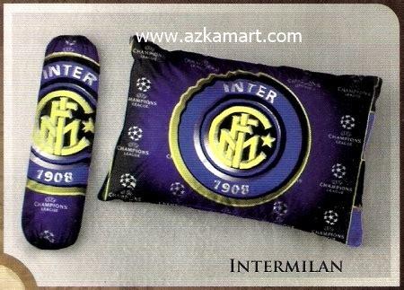 Balmut Bantal Selimbut Juventus grosir balmut ilona motif bola grosir balmut dan selimut murah