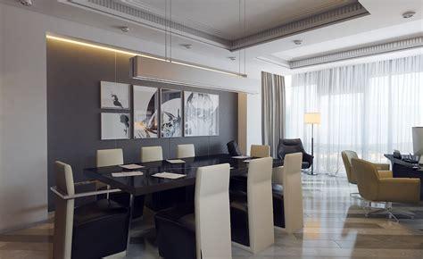 Bangku Direktur 3d design office of executive director