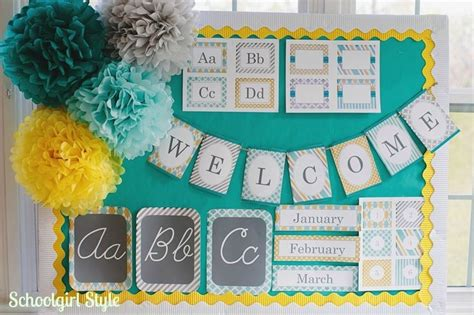 cute classroom inspiration whitney kelly from carlisle bulletin board use chalkboard for quot welcome quot school