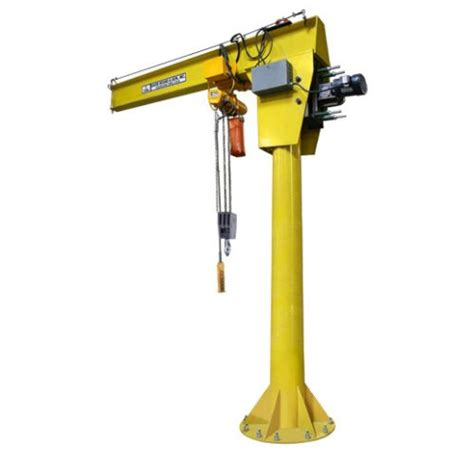 motorized crane motorized jib cranes by david usa roto mate