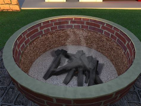 how to make a simple fire pit in your backyard how to make an easy fire pit fire pit design ideas