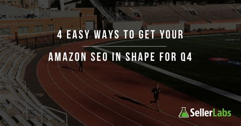 get discovered in amazon in these simple ways channelsale blog 4 easy ways to get your amazon seo in shape for q4 seller labs amazon tools fba software