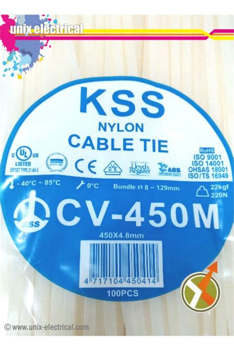 Kabel Ties Cv150 Merk Kss cable ties cv 450 kss