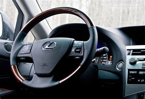 lexus steering wheel 2010 lexus rx 450h steering wheel