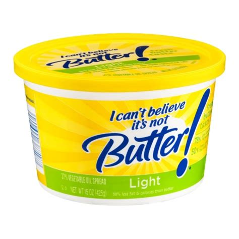 is i cant believe its not butter light dairy free i can t believe it s not butter vegetable spread